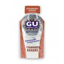 Gu Energy Gel GNC (32GR) Strawberry/Banana