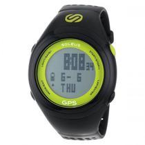 Relogio Soleus SG100-351 Lime GPS1.0/ Dist/ Cron/ Vel/ Ca$