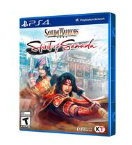 PS4 Samurai Warriors Spirit Of Sanada