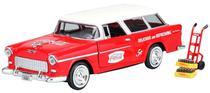 Chevrolet Bel Air 1955 de Coca Cola Escala 1:24 - Motor City 424110