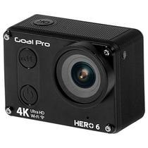 Camera Goal Pro Hero 6 Preto
