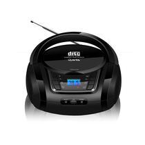 Aparelho de Som Quanta Radio Portatil CD/FM/MP3/USB QTRPB431