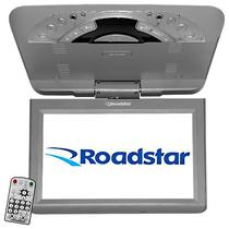 """Tela de 10.1"""" Roadstar RS-101RM com Controle Remoto USB/SD/FM - Cinza"""
