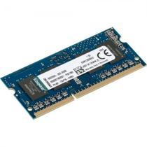 Memória para Notebook Kingston KVR13S9S6 DDR3 2GB 1333MHZ