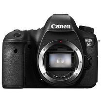 Câmera Digital Canon Eos 6D 3,0 20.2 MPX-Corpo