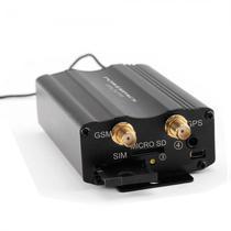 Rastreador Veicular Powerpack GPS-TK1103 Kit Cartao SD / Cartao Sim / Bivolt - Preto