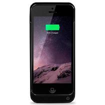 Capinha Carregadora para iPhone 5/5S/Se Quanta QTCPB1090 de 4.200 Mah - Preto