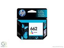 Cartucho de Tinta HP 662 CZ104AL Colorido
