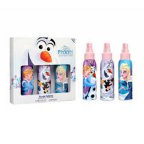 Kit Frozen Olaf's Adventure Body Spray Cologne (3PECAS)