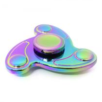 Spinner Anti Stress Metal Pequeno 3 Pontas Cometa