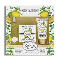 Kit Jeanne En Provence Verveine Agrumes (3PECAS)