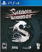 Jogo Shadow Warrior PS4