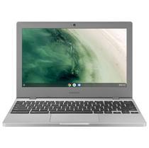"Notebook Samsung Chromebook 4 11.6"" Intel Celeron N4020 - Cinza"