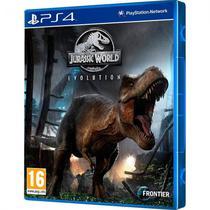 Jogo Jurassic World Evolution PS4