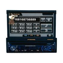 "Toca DVD Pyramid PD7003+GPS 7""TV Di USB"