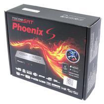 Receptor Tocomsat Phoenix s HD / Iptv / Iks / SKS / CS / Wi-Fi