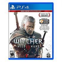 Jogo The Witcher 3 Wild Hunt PS4