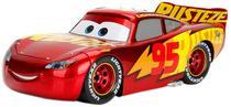 Carrinho Metals Die Cast Lightning Mcqueen Rusteze Disney/Pixar Cars 3 1:24