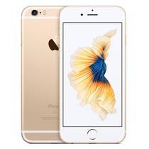 "Smartphone Apple iPhone 6S 4.7"" 16GB 2GB Ram 4G Lte Dourado *R*"