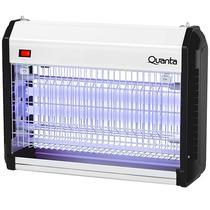 Mata Insetos Eletrico Quanta QTMIE15 30 Watts 110V ~ 60HZ - Branco/Preto
