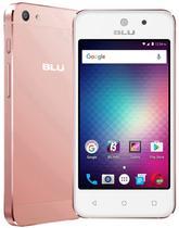 "Smartphone Blu Vivo 5 Mini 3G Dual Sim Tela 4.0"" 8GB Cam. 5MP/3.2MP Rose"