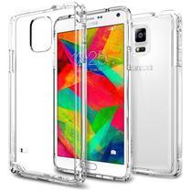 Capa para Galaxy Note 4 Ultra Hybrid Crystal Clear
