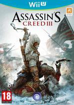 Jogo Assassins Creed III Wii U