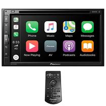 "Reprodutor de DVD Automotivo Pioneer AVH-Z5250BT 6.8"" com Bluetooth/USB/FM/AM - Preto"
