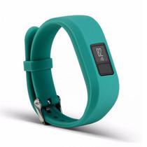 Pulseira 4LIFE de Silicone para Garmin Vivofit 3 - s - Verde