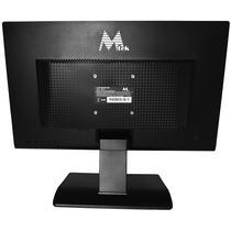 """Monitor LED Mtek M2076H 19.5"""" HD/60HZ/VGA/HDMI Preto"""
