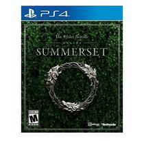 Jogo PS4 The Elder Scrolls Summerset