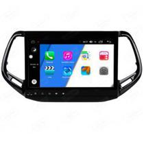 "Mult Aikon Xdroid Android 8.0 Jeep Compass 10"" 17/18 AKF-44050C Sem TV"