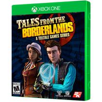 Jogo Tales From The Borderlands Xbox One