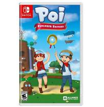 Jogo Switch Poi Explorer Edition