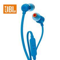 Fone de Ouvido JBL T-110 Azul