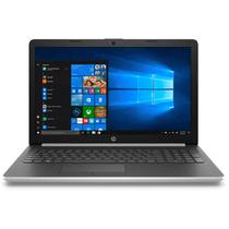 "Notebook HP 15-DY1078NR 15.6"" Intel Core i7-1065G7 - Prata"