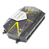 Amplificador Icador Roadstar RS-160 .4D 2200W 4CH - Preto