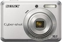Câmera Digital Sony DSC-S930 - 2,4 Polegadas - 10.1 MP - Zoom 3X - Prata