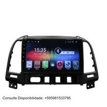 Central Multimidia Hetzer Hyundai Santa Fe 2012 S700 Android 7.1