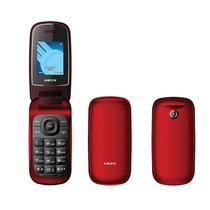 Celular Mox M360 1.8 Dual Chip Flip Vermelho