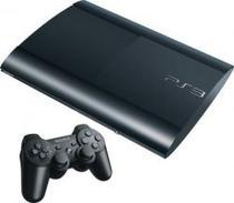 Console PS3 500GB Super Slim com 70 Jogos RB