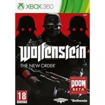 Wolfestein The New Order Xbox 360