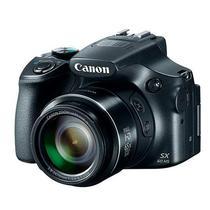 "Camera Canon Powershot SX60 HS Tela 3.0"" de 16.1MP Full HD Zoom 65X Wi Fi - Preto"