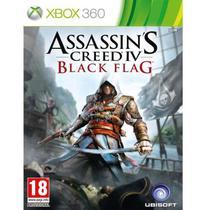 Jogo Assassins Creed IV Black Flag Xbox 360