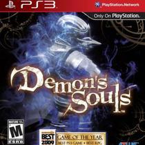 Jogo Demons Souls PS3