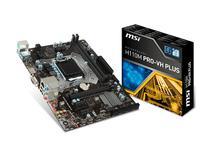 Placa Mãe MSI H110M Pro-VH Plus - HDMI - VGA - 1151