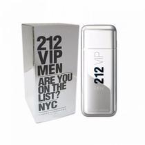 Perfume Carolina Herrera 212 Vip Men 200ML