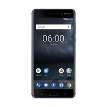 Nokia 6 TA-1025 Dual 32 GB - Azul + Memoria 32 GB
