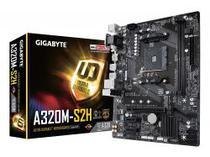 MB Gigabyte AM4 A320M-S2H DDR4