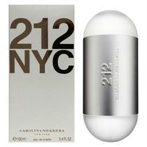 Perfume Carolina Herrera 212 Fem 100ML